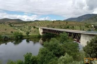 Puente internacional España-Portugal