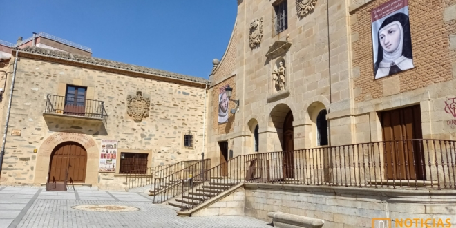 Alba de Tormes - Convento de los Padres Carmelitas