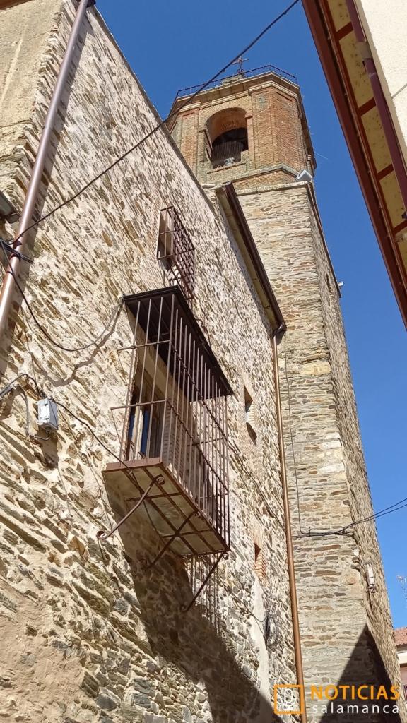 Alba de Tormes - Iglesia de San Juan