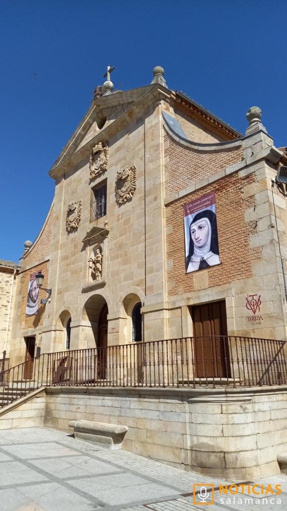 Alba de Tormes - Iglesia de San Juan de la Cruz