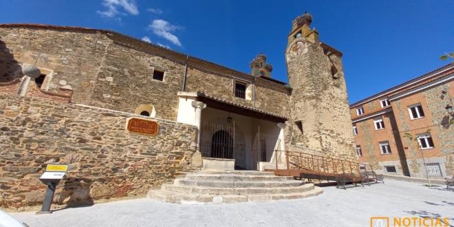 Alba de Tormes - Iglesia de Santiago