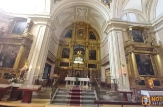 Alba de Tormes - Iglesia de la Anunciación
