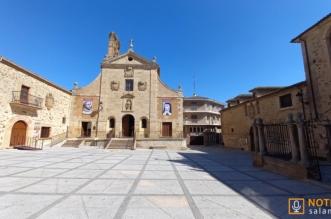 Alba de Tormes - Plaza de Santa Teresa