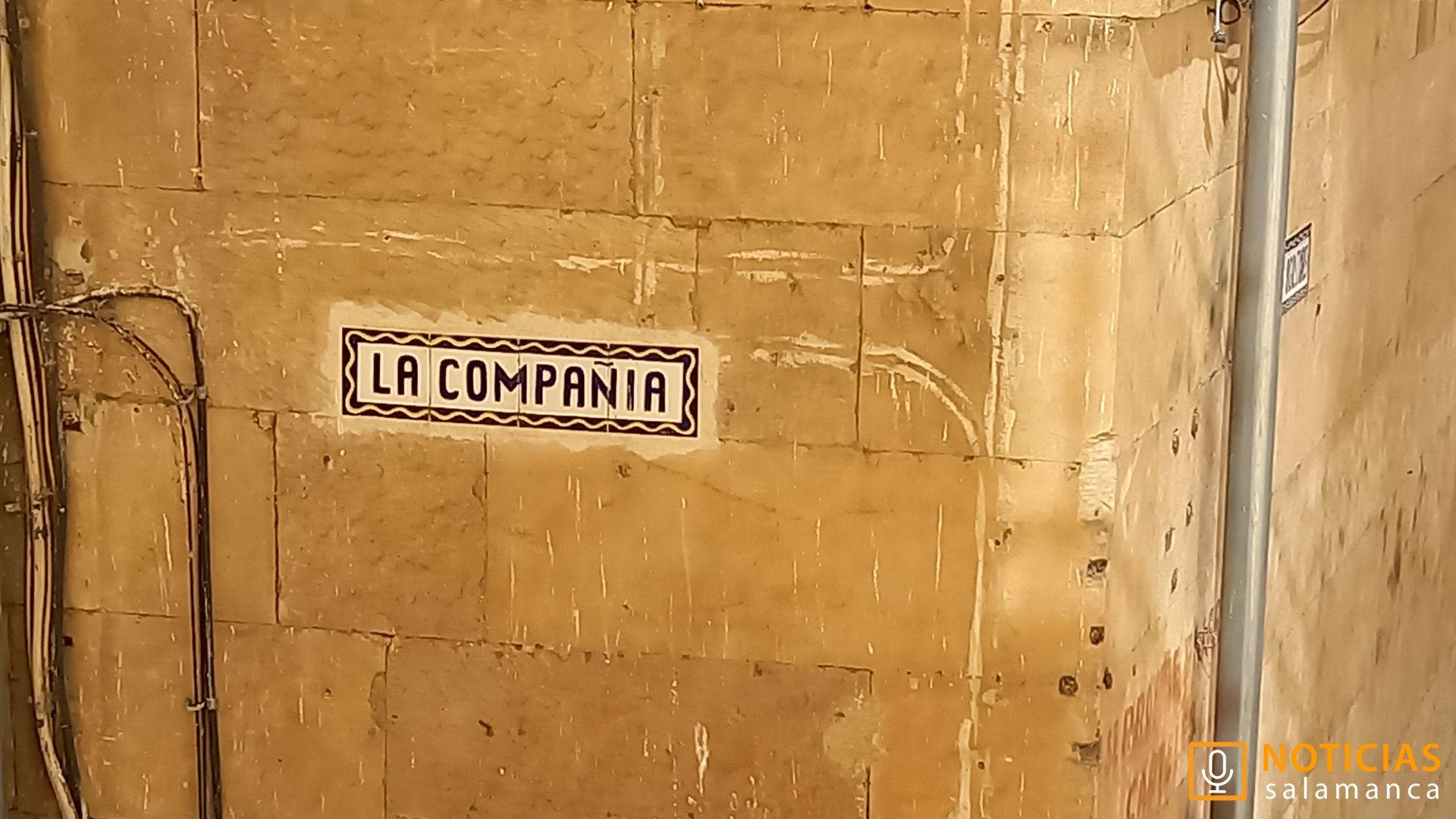 Calle La Compañia
