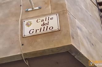 Calle del Grillo