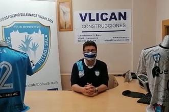 FS Salamanca Unionistas Tomás de Dios