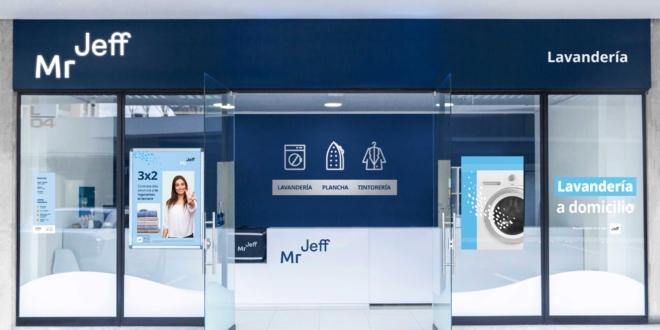 Mr Jeff tiendas