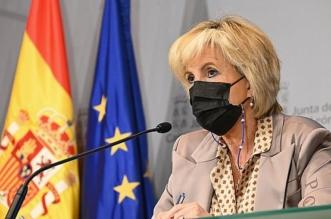 Veronica Casado consejera de Sanidad