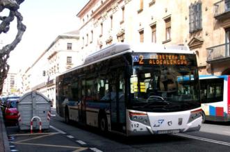 Autobus Salamanca