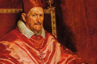 Inocencio X - cuadro de Velazquez