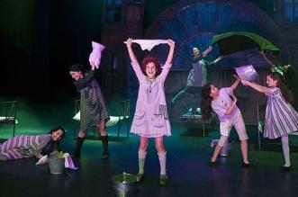 Annie El Musical en el CAEM