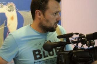 Roberto Fraile, cámara de television