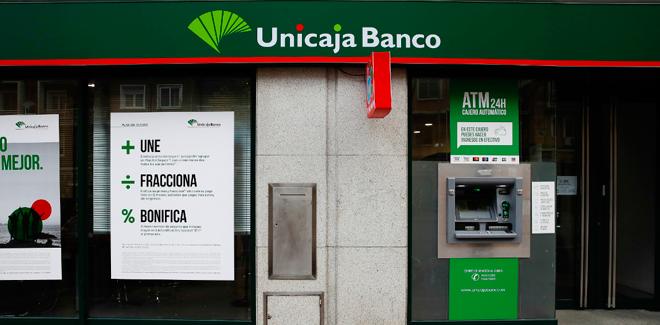 Unicaja Banco Salamanca