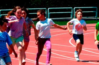 Deporte de escolares en Salamanca