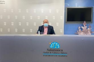 Ricardo Ortiz - Ayuntamiento de Salamanca