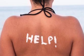 Cuidado de la piel - piscinas y playas