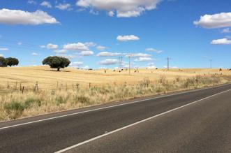 Carretera de Ledesma SA-300