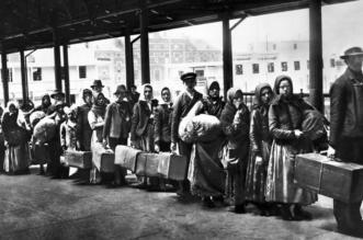 Inmigrantes macoteranos