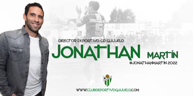 Jonathan Martín
