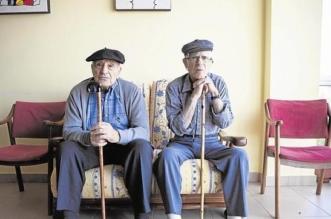 Abuelos y ancianos en Salamanca