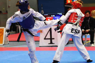 Taekwondo en Salamanca