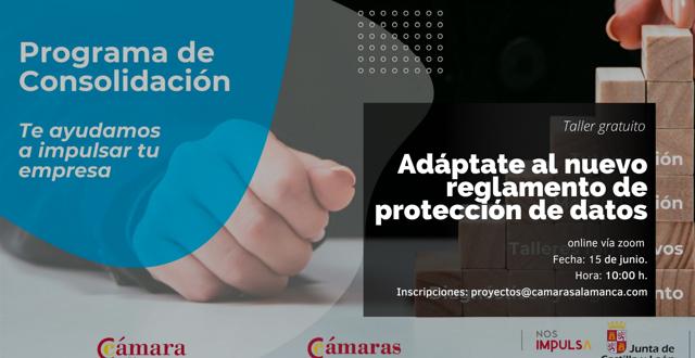 Protección de datos en Salamanca