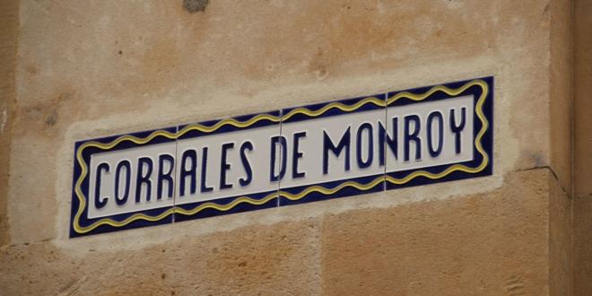 Calle Corrales de Monroy