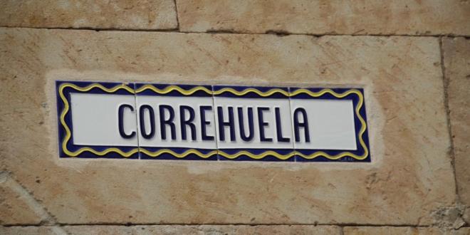 Calle Correhuela