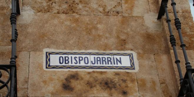 Calle Obispo Jarrín