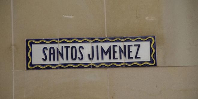 Calle Santos Jimenez