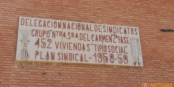Calle Vallejera - Placa