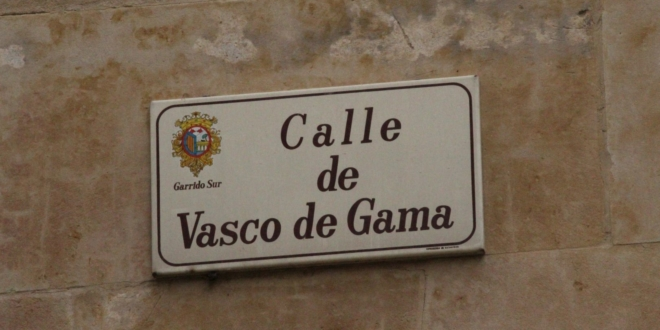 Calle de Vasco de Gama