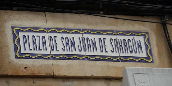 Plaza de San Juan de Sahagun