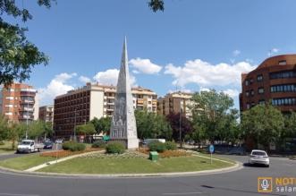 Escultura San Juan Bosco