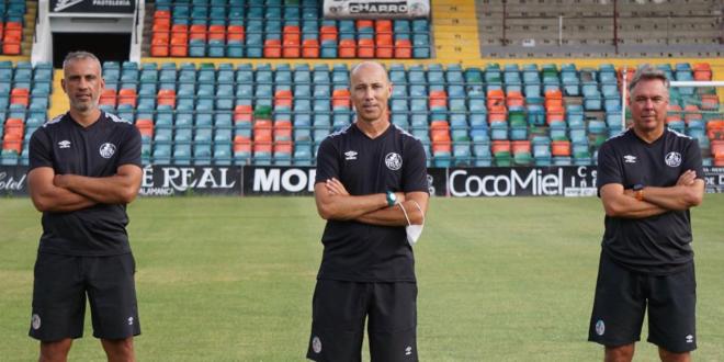 Antonio Calderón - Salamanca UDS