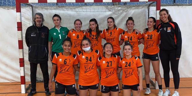 Confiterias GIl Ciudad de Salamanca juveniles 2022