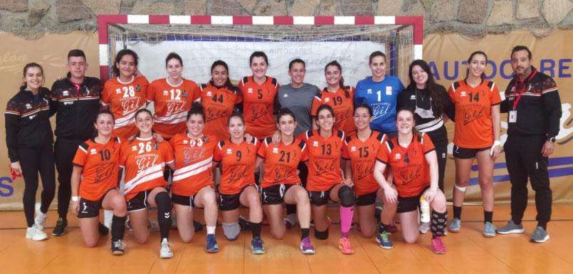 Confiterias GIl Ciudad de Salamanca senior 2022